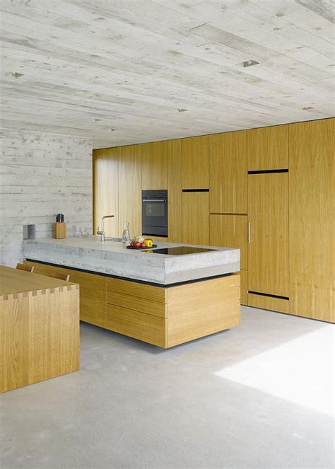 cuisine beton cire bois cuisine béton ciré et bois kr86 jornalagora