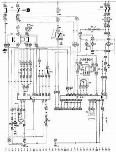 Citroen Cx  U2013 Ignition Layout And Wiring Diagram
