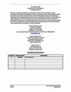 Garmin Gma 240 Installation Manual