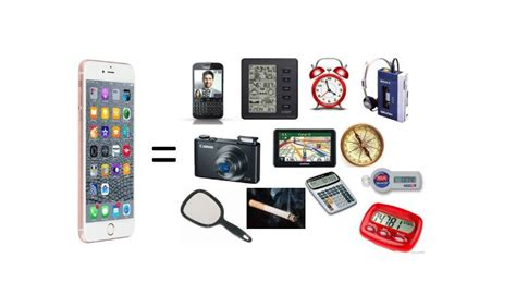 how many a smartphone how many devices can the iphone replace answer 50