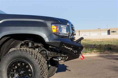 Chevy Colorado & GMC Canyon Front Winch Bumpers