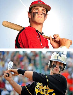 eye black designs different eye black designs baseball players eye black