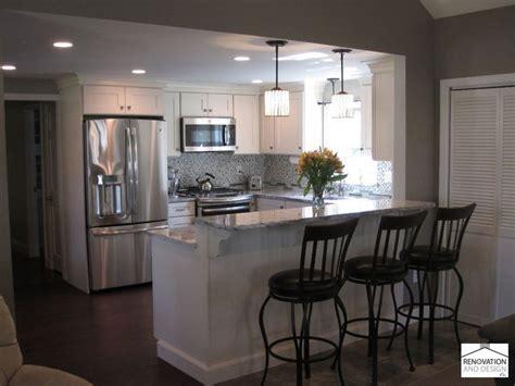 small u shaped kitchen with island u shaped kitchens with peninsula search kitchen 9359