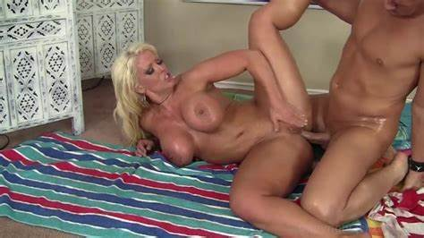 Alura Jenson Pounded Her Turkey Stuffed