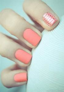 Matte Pink Nails Pictures, Photos, and Images for Facebook ...