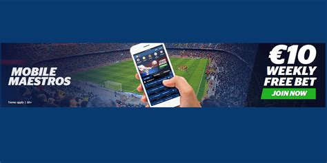 10bet Mobile by Vip Promotions 10bet Mobile Maestros