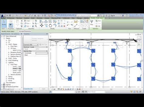 Electrical Plan Revit by Cadclip Revit 2014 Electrical Power Lighting Wiring And