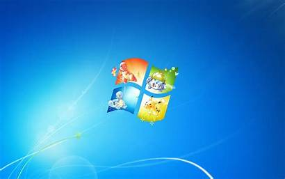 Pokemon Desktop Cool Windows Walldiskpaper Seven Wallpapersafari