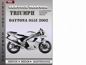 Triumph Daytona 955i 2002 Factory Service Repair Manual