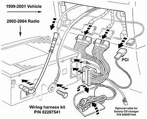 Chrysler 2002  Radio To 1998-2002 Vehicle