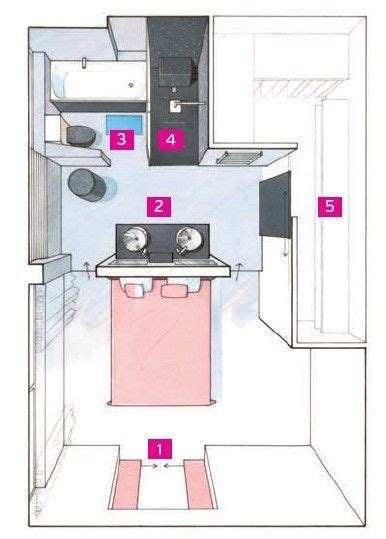 amenagement chambre 20m2 les 25 meilleures idées de la catégorie plan de chambre