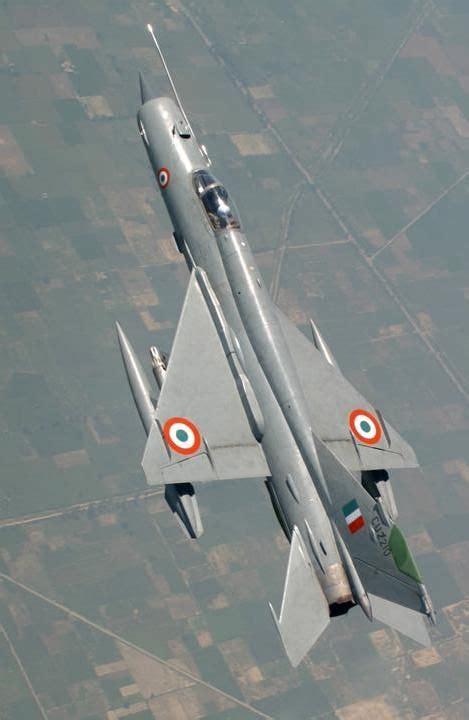 Indian Af MiG-21