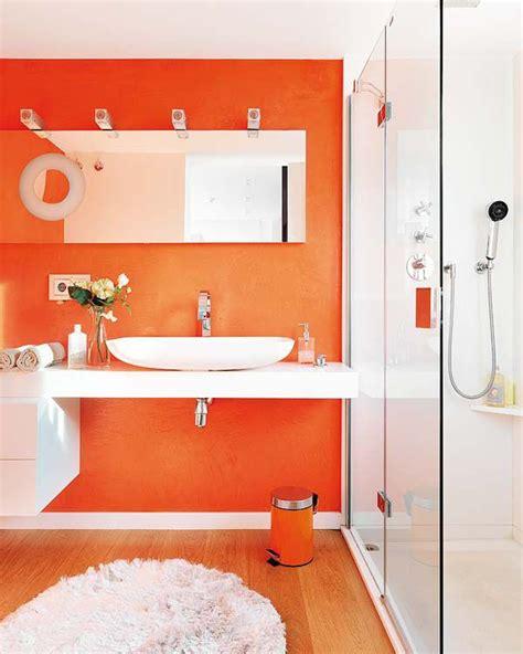 Badezimmer Fliesen Orange by 17 Best Ideas About Orange Bathrooms On Orange