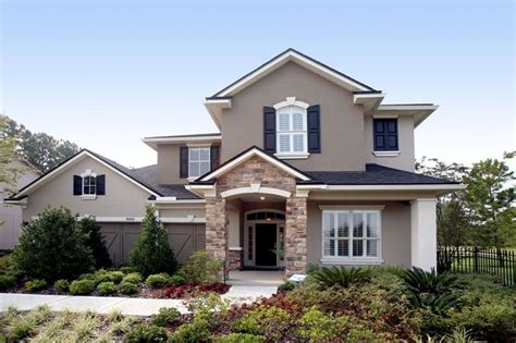 Exterior House Paint Ideas Pictures  Home Design