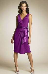3 smart tips to choose dress for wedding guest trendy With purple dress for wedding guest