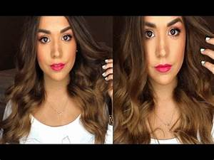 Jessie James Decker Hair Tutorial | Alexandrea Garza - YouTube