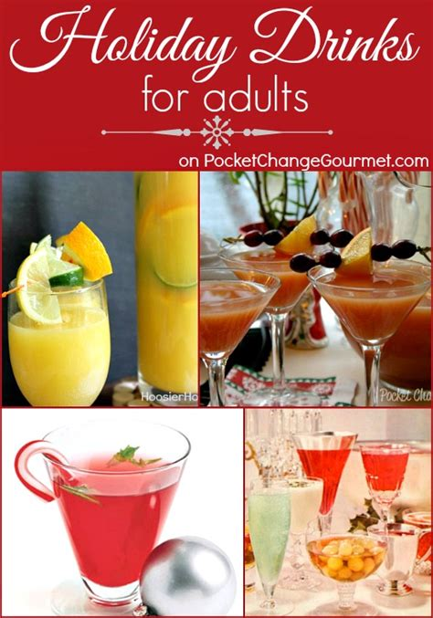 punch and festive drinks recipe pocket change gourmet