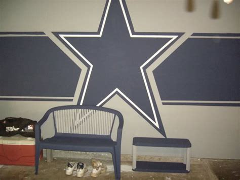 Dallas Cowboys Room Paint Ideas by 75 Best Images About Dallas Cowboys Room Designs On