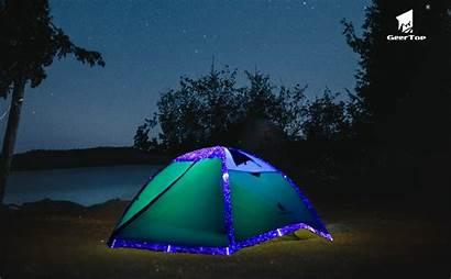 Geertop Tent Glowing Tech