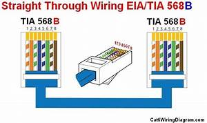 Cat5 Wiring Color