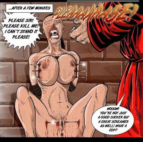 I DRAW PAIN - Kose cruel starfuckers comics