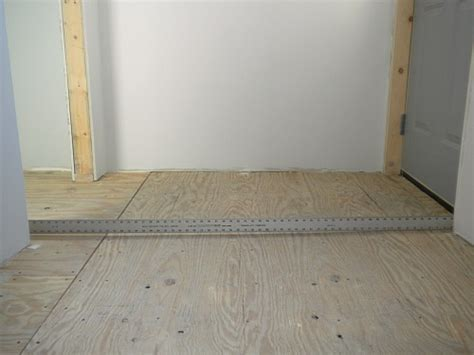 Prepping for Tile: Cleaning and Flattening the Subfloor