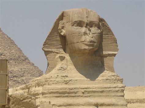 der sphinx von gizeh