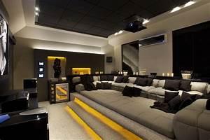 Projecteur Cinema Maison : le cin ma maison ce que vous devez savoir ~ Melissatoandfro.com Idées de Décoration