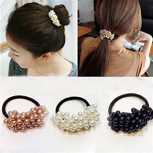Buy Women Hair Accessories Pearls Beads