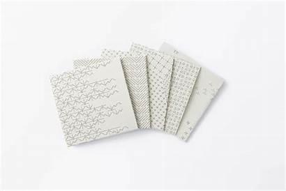 Pattern Nendo Textile Sashiko Silk Fabric Weaving