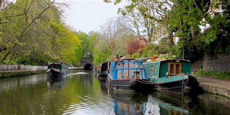 Narrow Boat Angel Menu by Private Personalised Islington Tours By Locals London