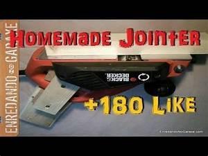 Como convertir el cepillo eléctrico en cepillo de mesa