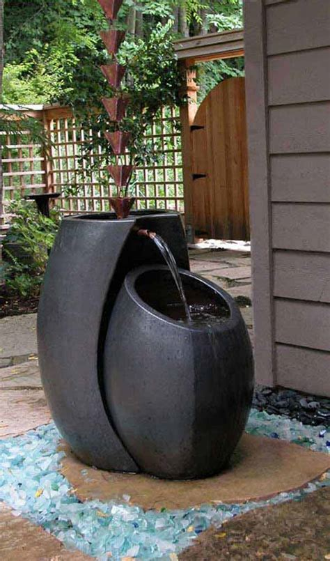 diy water features  bring tranquility relaxation