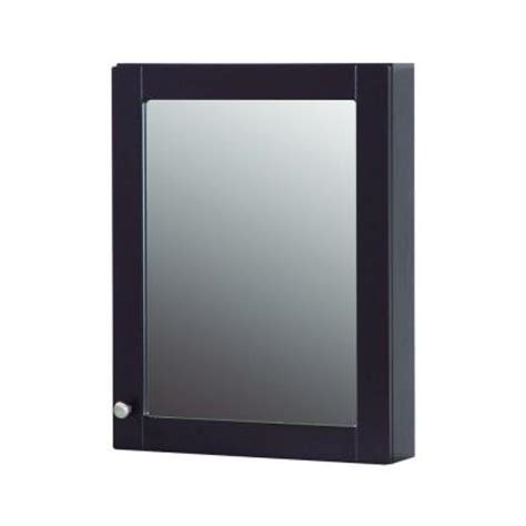 Recessed Medicine Cabinet Espresso Home Depot by Glacier Bay Mar 20 In X 26 In Surface Mount Medicine