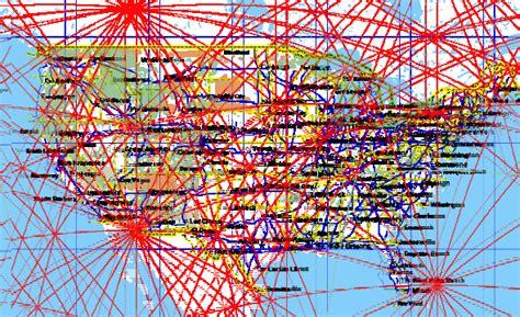 Missouri Map Ley Lines
