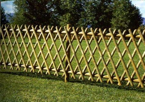 recinzioni di legno per giardini 187 staccionate in legno per giardini
