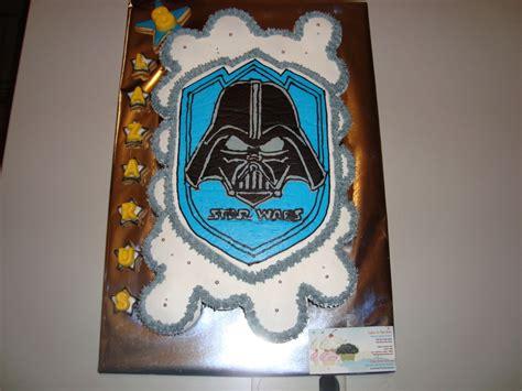 wars darth vader cupcake cake cakecentral