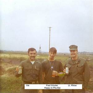 Nsg Detachment Phu Bai  Vietnam  Circa 1971-1972