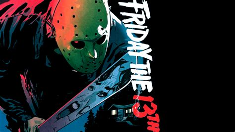 friday the 13th the wallpapers wallpaper cave