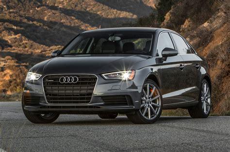 Audi A3 2015 by 2015 Audi A3 2 0t Quattro Test Motor Trend