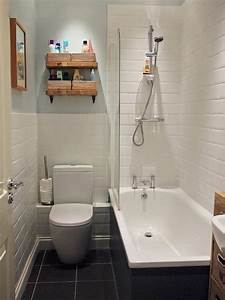 Décoration D Une Petite Salle De Bain : id e d coration salle de bain am nagement d 39 une petite ~ Zukunftsfamilie.com Idées de Décoration