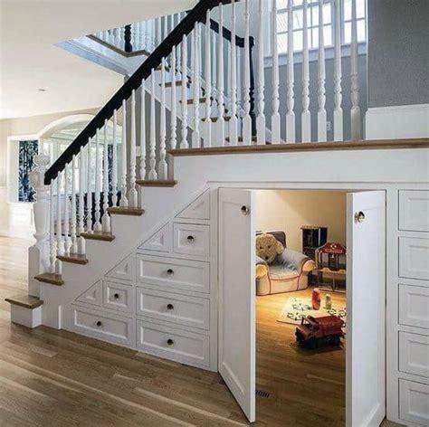 top    stairs ideas storage designs