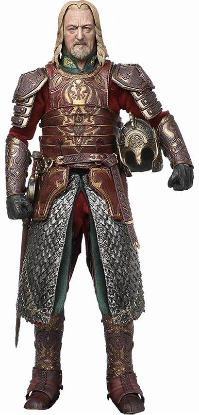 Theoden Sideshow Collectible Scale Asmus Sixth Toys