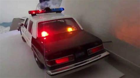 motormax dodge diplomat police car  working