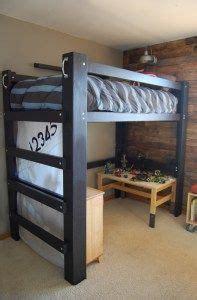 loft bed   foot ceilings baby   home