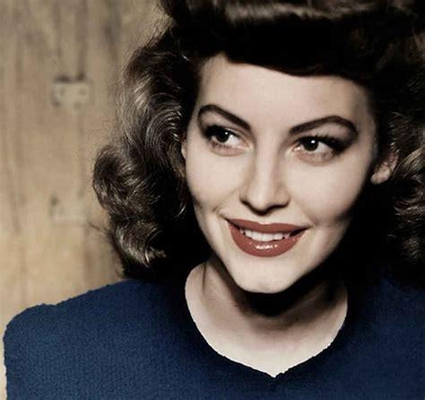 Top Ten Most Beautiful 1940s Actresses  Glamour Daze