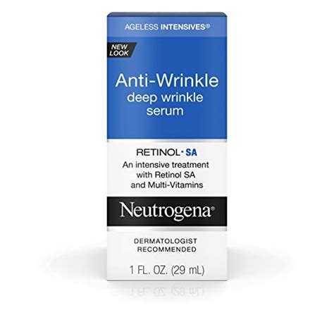 anti-wrinkle serum used to enhance youthfulness and beauty
