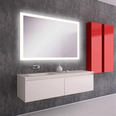 led bad spiegel badezimmerspiegel mit beleuchtung badspiegel wandspiegel s40 ebay