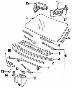Wiper  U0026 Washer Components For 1996 Chevrolet Impala