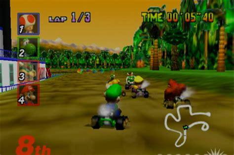 Repara, limpia y tunea estos coches tan molones. Descargar Mario Kart 64 para tu PC gratis - DEGUATE.com